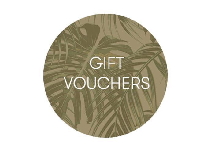 Bliss Gift Vouchers